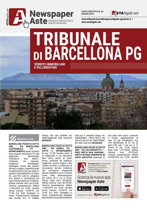 Barcellona marzo 2018