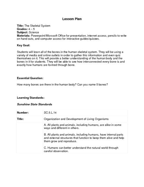 Lesson Plan EME 2040 flip book