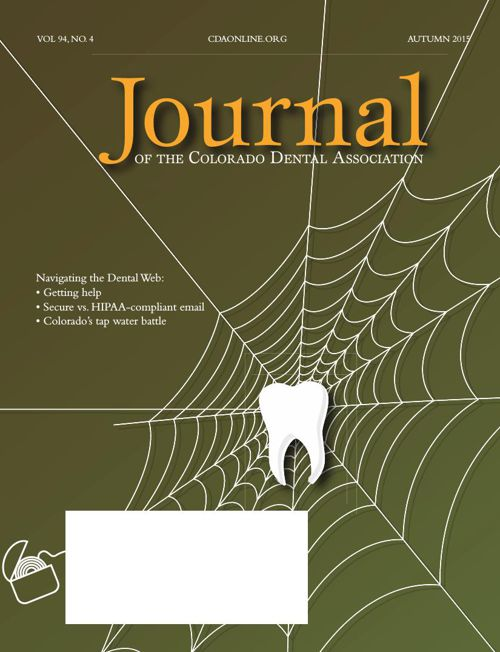 Fall 2015 Journal of the Colorado Dental Association
