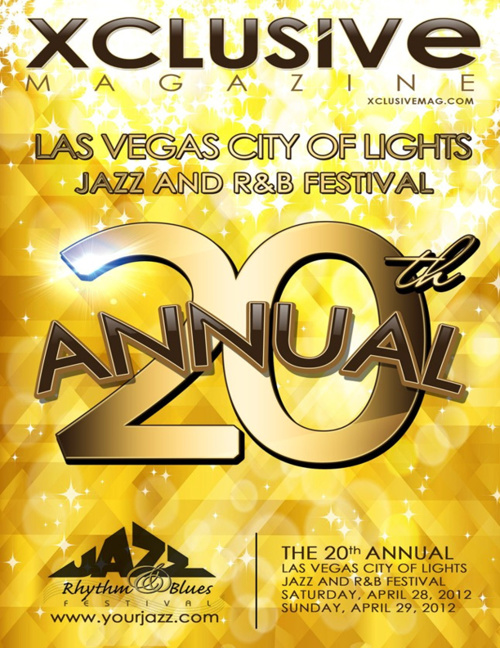 20th Las Vegas City of Lights Jazz and R&B Festival