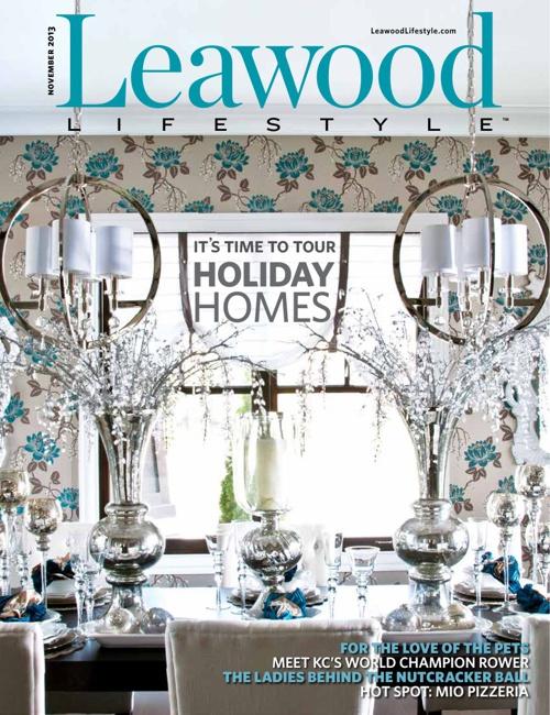 Leawood Lifestyle November 2013