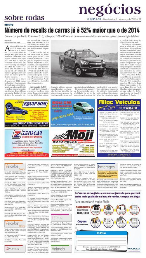 Edição 868 - 11-03-2015