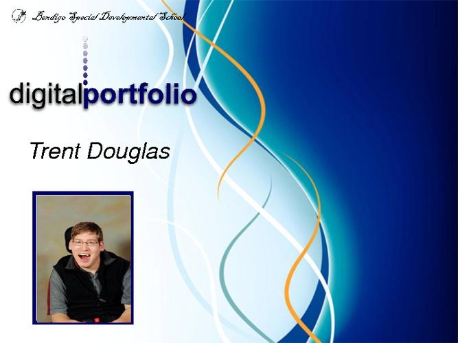 My Digital Portfolio 2012