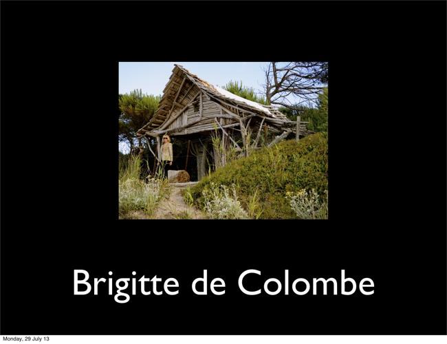 Brigitte de Colombe