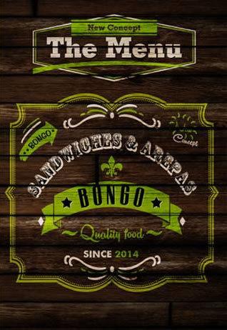menu Bongo