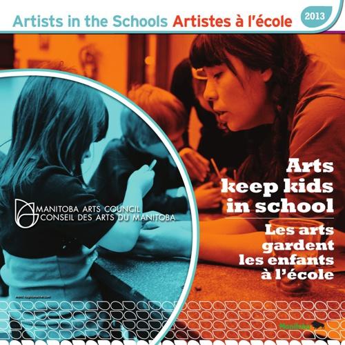 AIS & ArtsSmarts 2013 Artistes à l'école & GénieArts