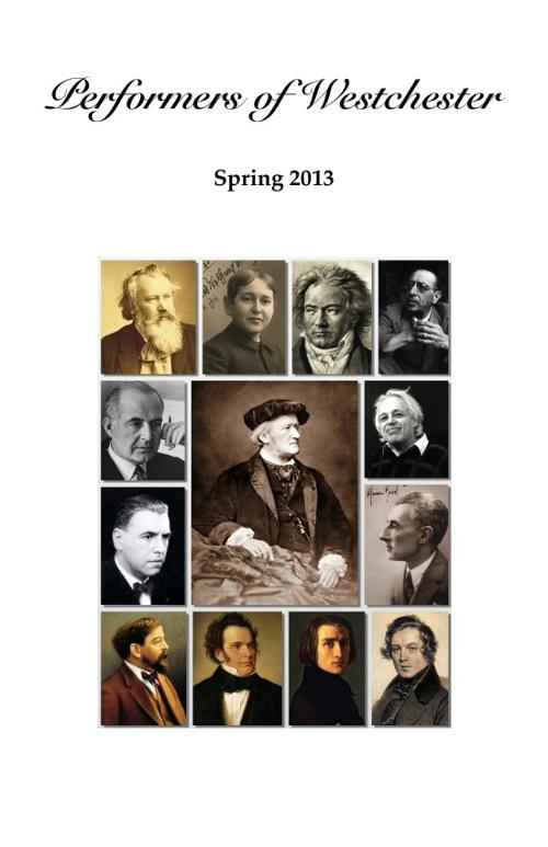 POW Spring 2013 Program