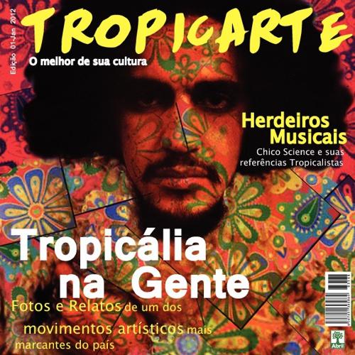 REVISTA TROPICARTE EDIÇÃO 01