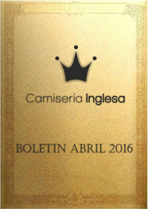 Boletin Abril 2016