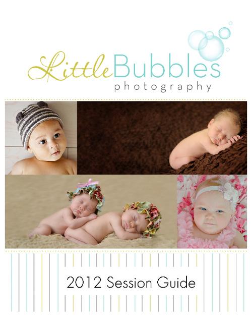 Little Bubbles Photography Client Guide Book
