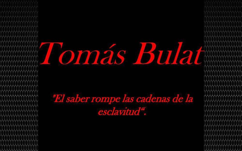 TOMAS BULAT