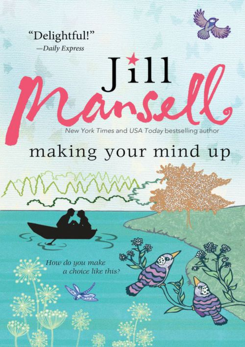 Making Your Mind Up by Jill Mansell (Excerpt)