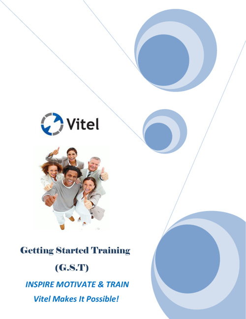 """""""GST"""" Getting Started Training with Vitel Wireless"""