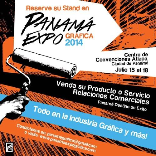 Panamá Expo Gráfica 2014