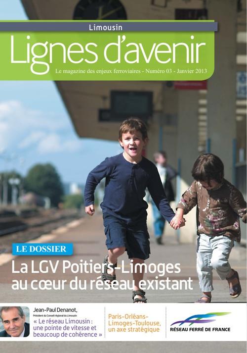 Ligne d'avenir Limousin Janvier 2013