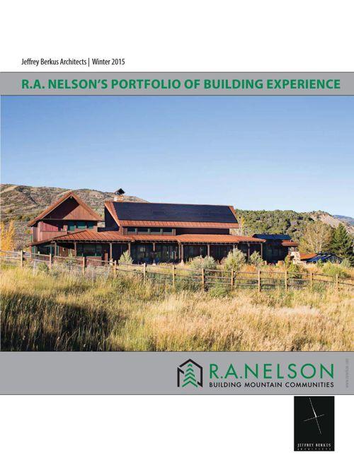 RA Nelson's Portfolio of Work - Jeffrey Berkus