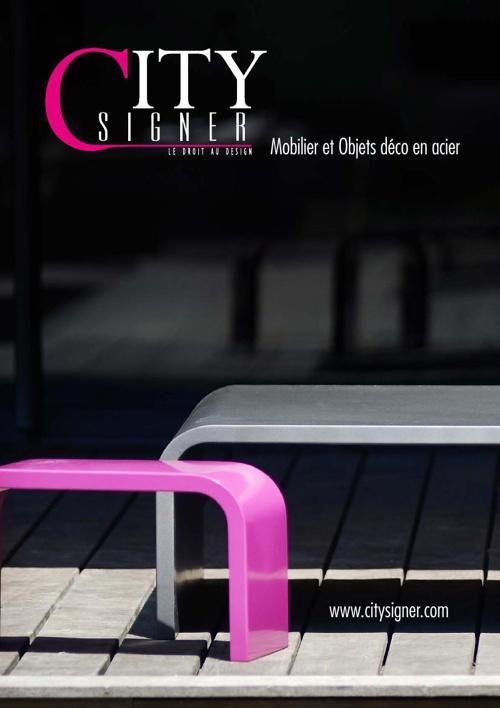 Catalogue Interactif CitySigner 2015