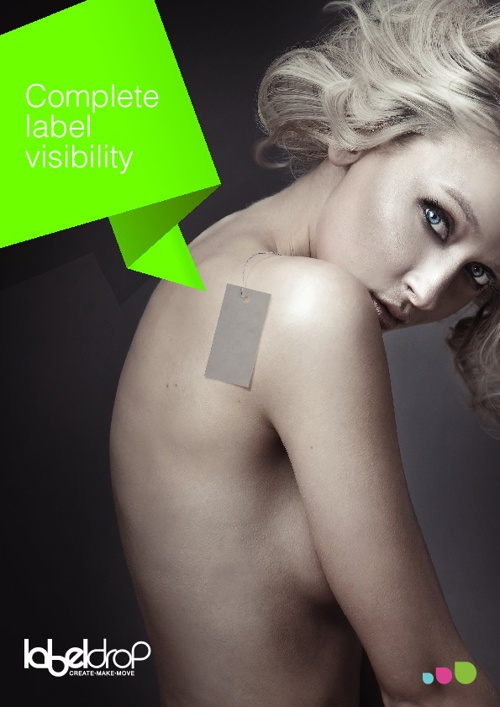Labeldrop Green Test