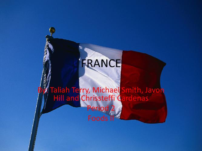 Copy of France