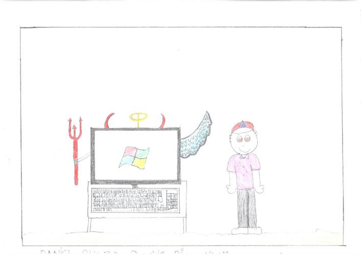 Oficina -Segurança na WEB 2.0 - 8ºA matutino Nazira Anache