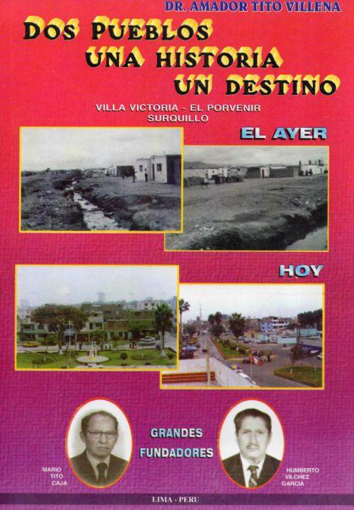 HISTORIA DE VILLA VICTORIA