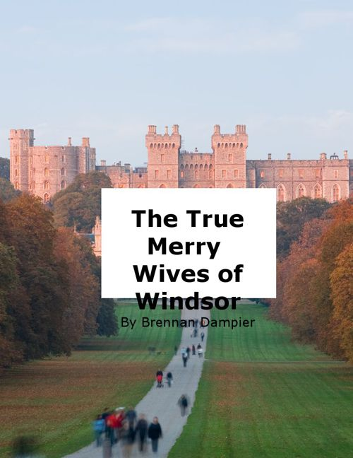 The True Merry Wives of Windsor