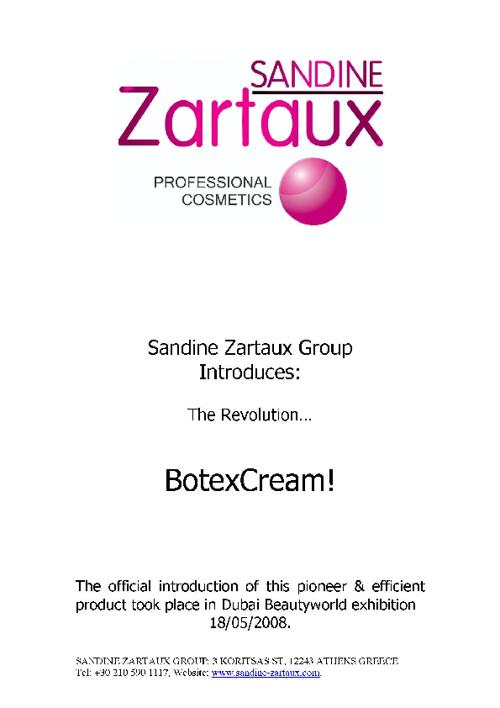 Sandine Zartaux Studies