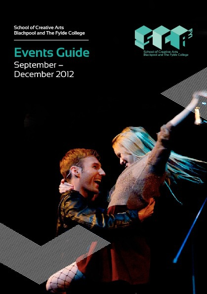 B&FC SCA Events Guide Sept - Dec 2012