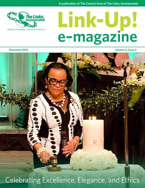 Central Area Link-Up! E-Magazine, December 2013