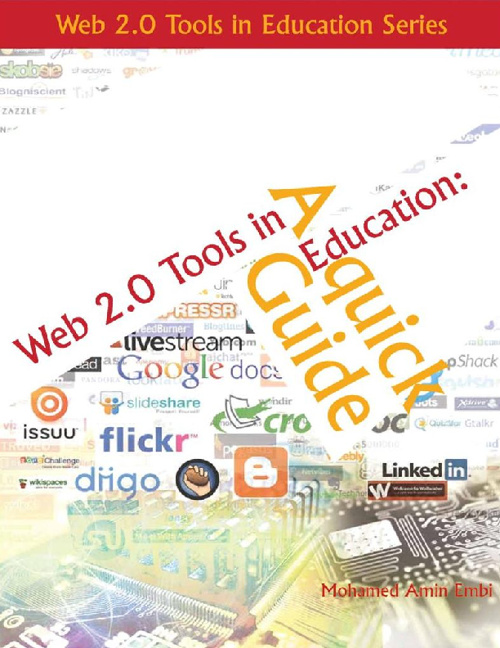 Copy of WEB 2.0  Quick Guide written by Mohamed Amin Embi