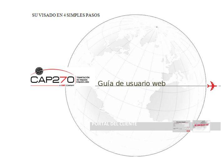 Guía de usuario online