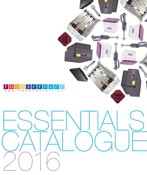 FEM 2016 Essentials Catalogue