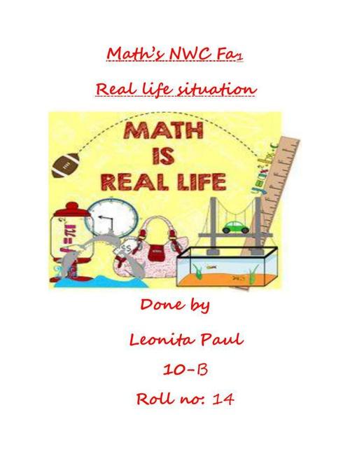 Maths NWC Fa1