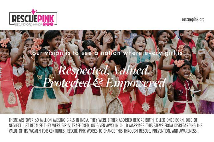 Rescue Pink 2018 Brochure