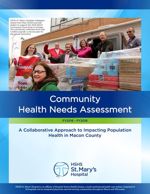2015 SMD Community Health Needs Assessment