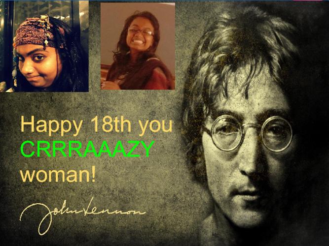 Happy 18th Kartuu!