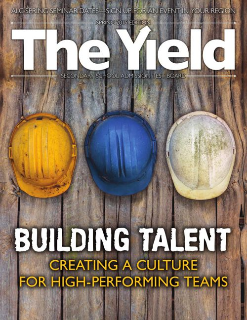 The Yield Spring 2015