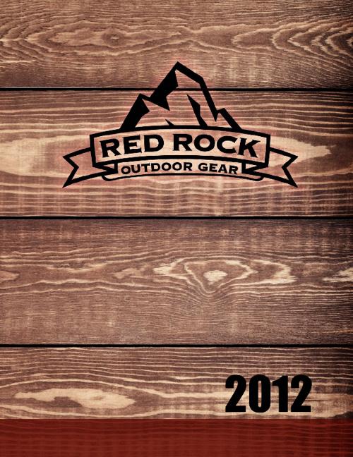 Red Rock Outdoor Gear 2012 Catalog