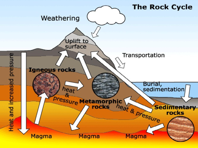 Rock Cycle- Juliana