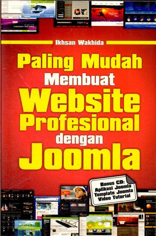 Paling mudah membuat website dengan Joomle