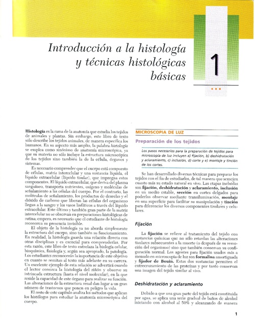 Texto Atlas de Histología