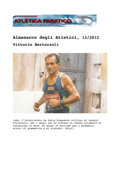 Vittorio Bertazzoli