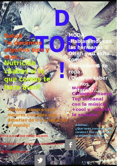 Revista creatividad