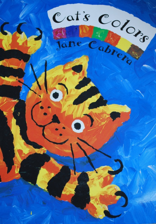 Cats Colors by Pre-K D