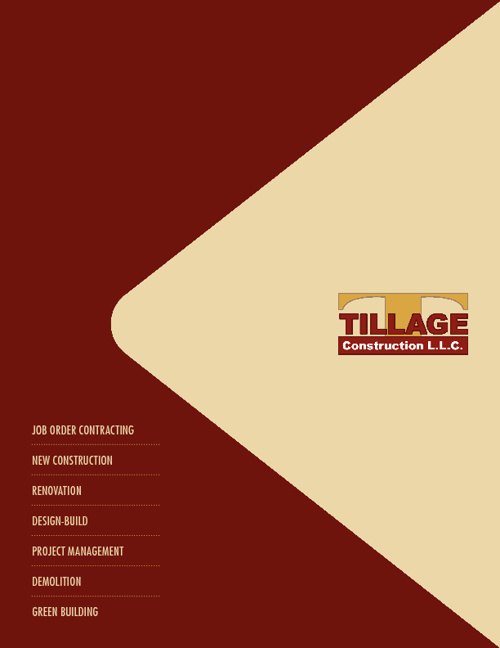 Tillage Construction Portfolio