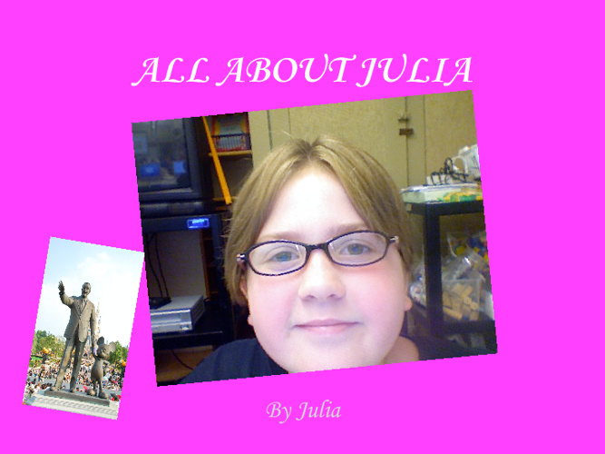 all about julia
