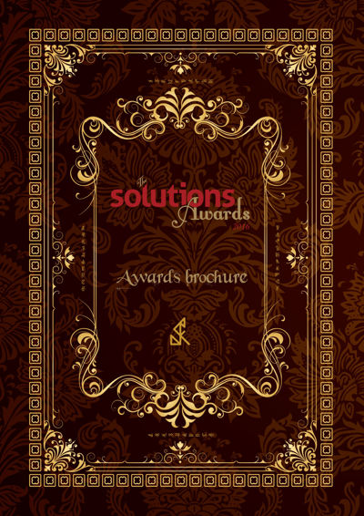 The Solutions Awards 2016 brochure