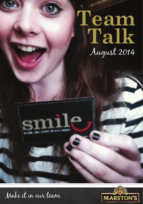 New look newsletter-Aug 2014