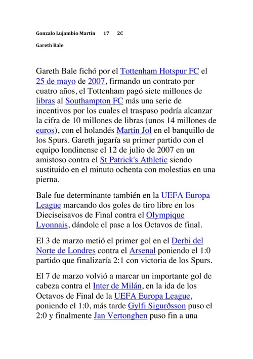 Copy of Gareth Bale