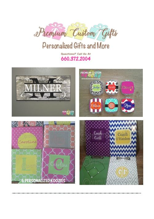 Premium Custom Gifts Catalog Fall